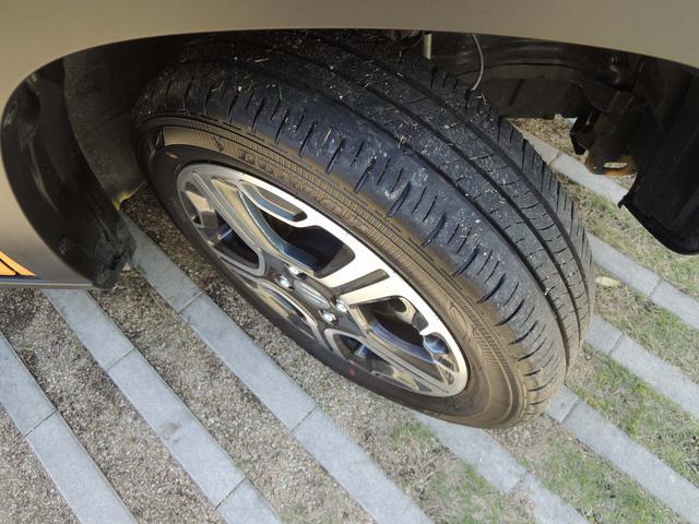 タイヤの溝もまだまだ残っております(/・ω・)/