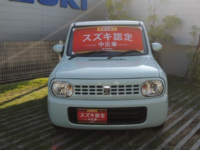 「スズキ」「アルトラパン」「軽自動車」「奈良県」の中古車2