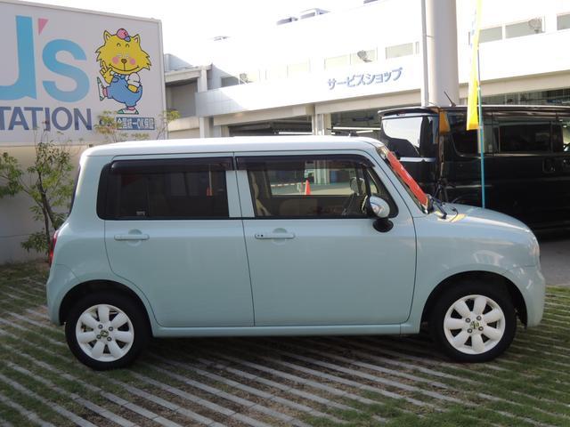 「スズキ」「アルトラパン」「軽自動車」「奈良県」の中古車4