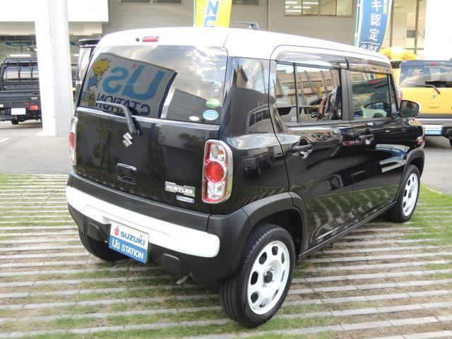 「スズキ」「ハスラー」「コンパクトカー」「奈良県」の中古車5