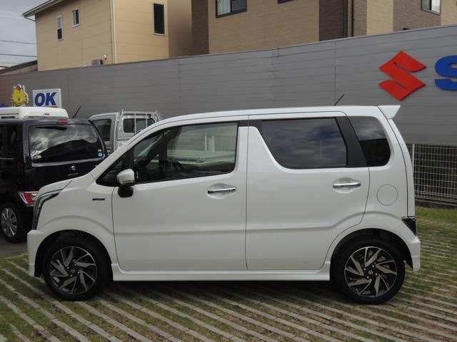 「スズキ」「ワゴンRスティングレー」「コンパクトカー」「奈良県」の中古車9