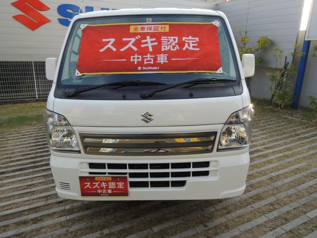 「スズキ」「キャリイトラック」「トラック」「奈良県」の中古車3