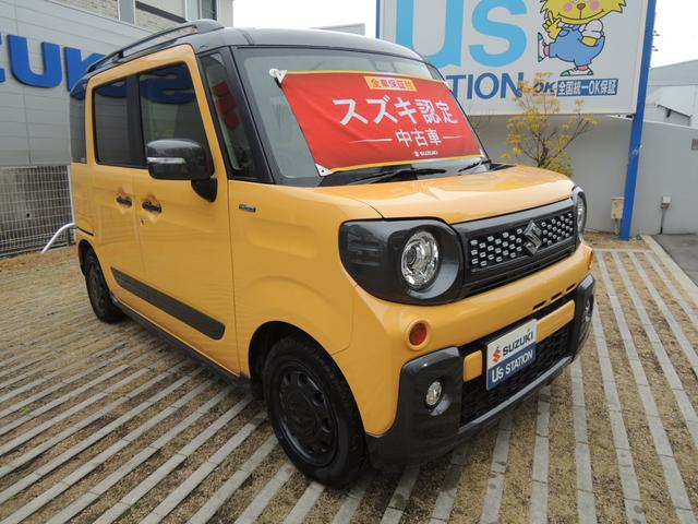 「スズキ」「スペーシアギア」「コンパクトカー」「奈良県」の中古車3