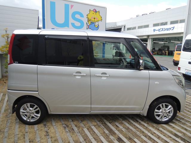 「スズキ」「パレット」「コンパクトカー」「奈良県」の中古車4