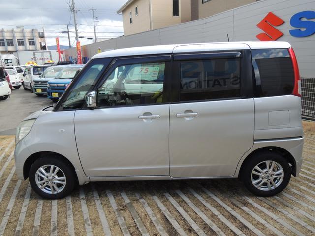 「スズキ」「パレット」「コンパクトカー」「奈良県」の中古車8