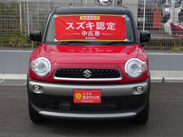 「スズキ」「クロスビー」「SUV・クロカン」「奈良県」の中古車8