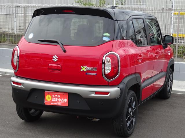 「スズキ」「クロスビー」「SUV・クロカン」「奈良県」の中古車11