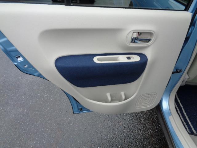 リクエストスイッチはバックドアにも付いてます☆キーがポケットはバックに入ったままでの鍵の開閉を可能にします。