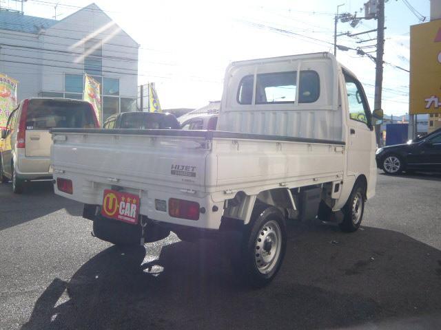 ダイハツ ハイゼットトラック エアコン・パワステ スペシャル5F