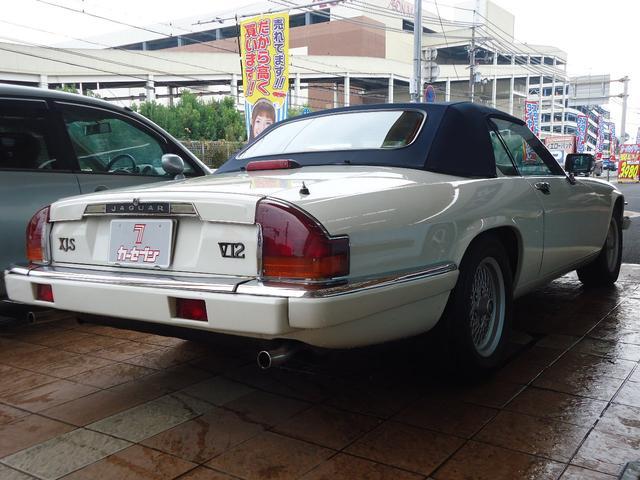 「ジャガー」「ジャガー XJ-S」「オープンカー」「奈良県」の中古車5