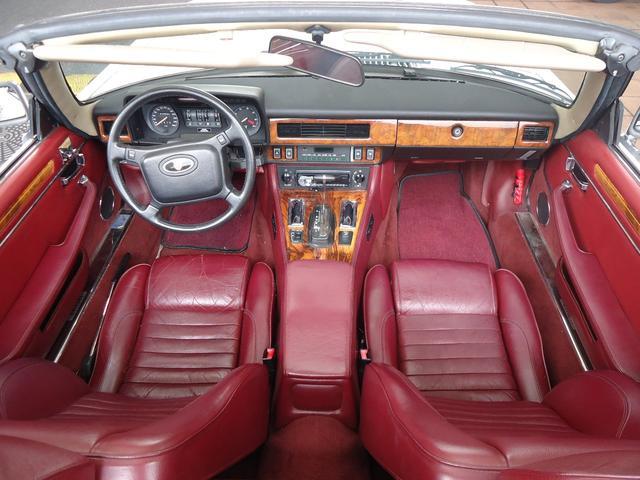 「ジャガー」「ジャガー XJ-S」「オープンカー」「奈良県」の中古車8