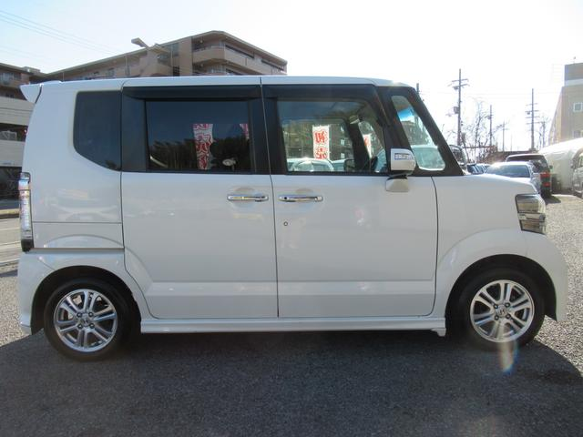 「ホンダ」「N-BOX」「コンパクトカー」「京都府」の中古車4