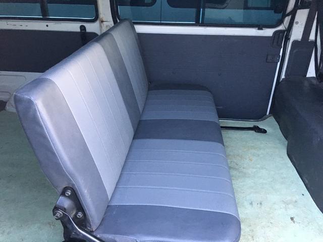 日産 バネットバン 排ガス規制適合車 クリーンディーゼル オートマフル装備