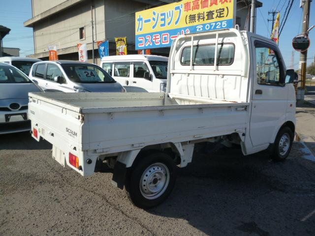 ベースグレード 三方開 AC 5速マニュアル車(8枚目)