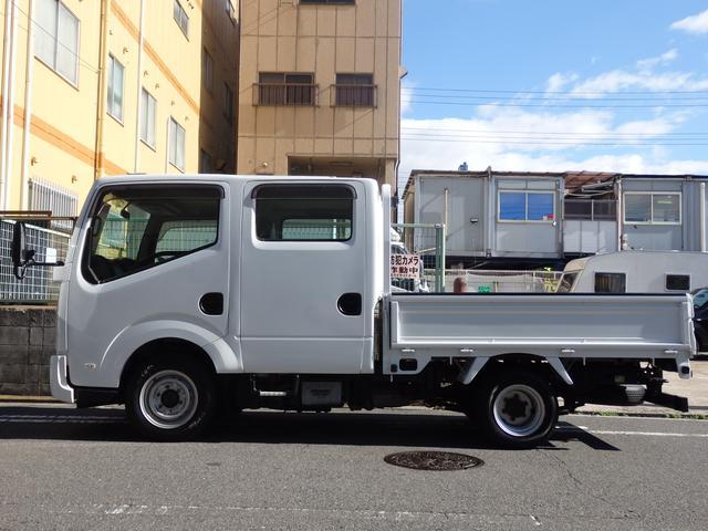 日産 アトラストラック 1.25t Wキャブ NOx・PM適合ディーゼル キーレス