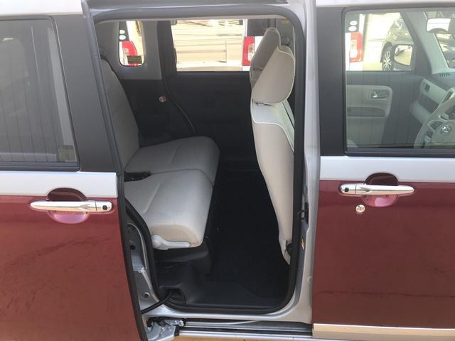 スライドドアは子供やお年寄りでも乗り降りしやすく広く開きチャイルドシートへお子様を乗せるのも簡単!狭い所に駐車の際、壁や隣の車にドアをぶつける心配もなし!お子様のいるママにもオススメな機能♪