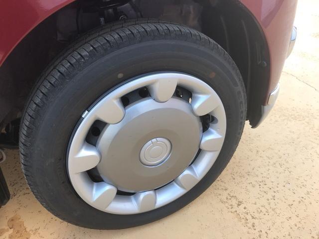 タイヤもまだまだ心配なし!!