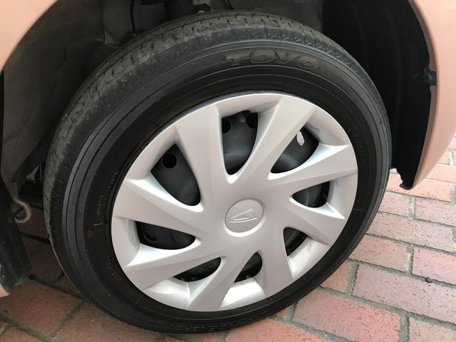 タイヤは納車時、新品に交換させて頂きます。