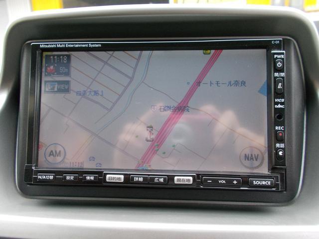 三菱 アイ LX HDDハイグレードサウンド インテリキー