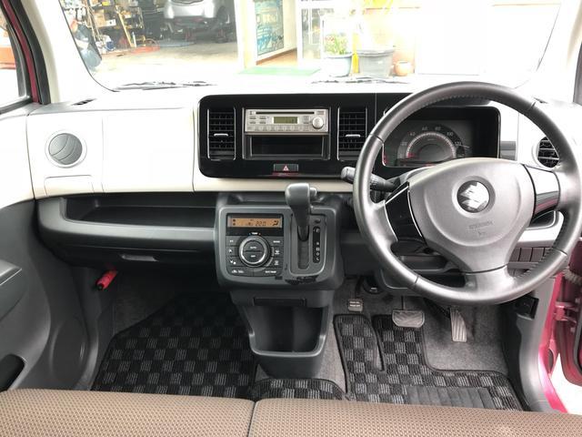 スズキ MRワゴン T 軽自動車 インパネCVT ターボ エアコン
