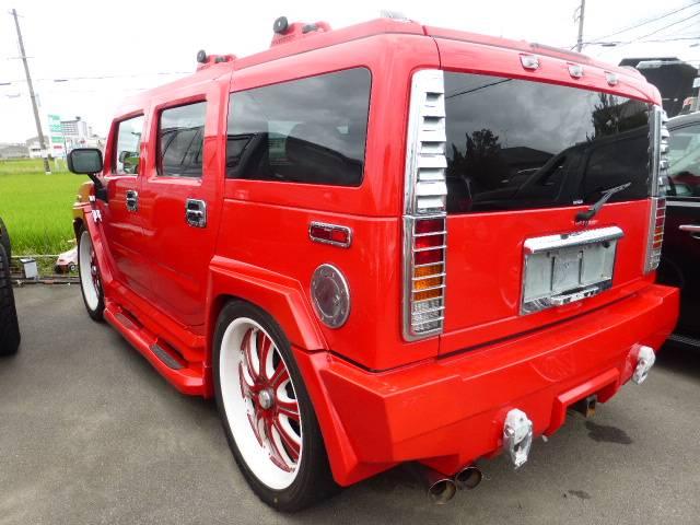 「ハマー」「ハマーH2」「SUV・クロカン」「兵庫県」の中古車4