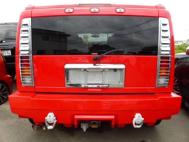 「ハマー」「ハマーH2」「SUV・クロカン」「兵庫県」の中古車5