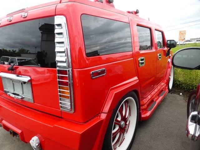 「ハマー」「ハマーH2」「SUV・クロカン」「兵庫県」の中古車8