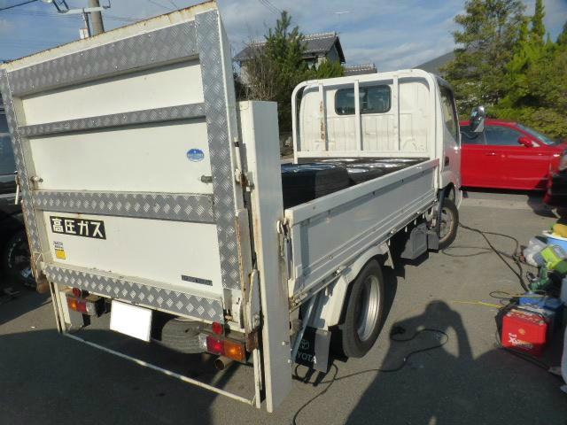 トヨタ ダイナトラック パワーゲート ワンオーナー エアバック