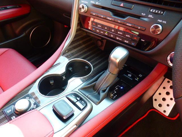 RX450h Fスポーツ 4WD 電動サードシート(21枚目)
