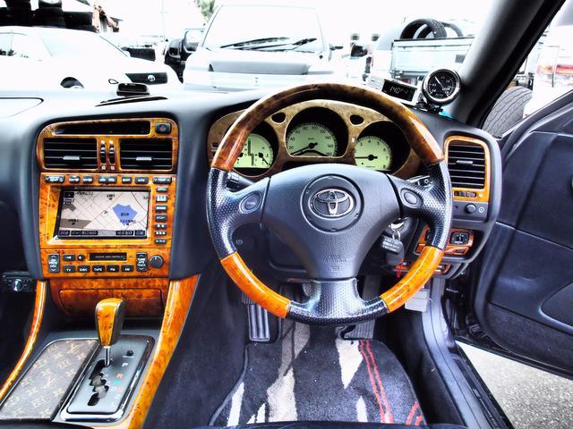 トヨタ アリスト V300ベルテックスエディション フルエアロ 19AW