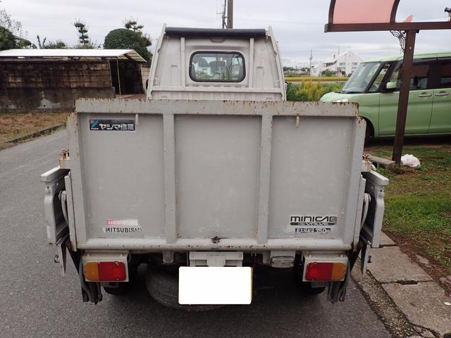 三菱 ミニキャブトラック TL エアコン パワステ パワーゲート