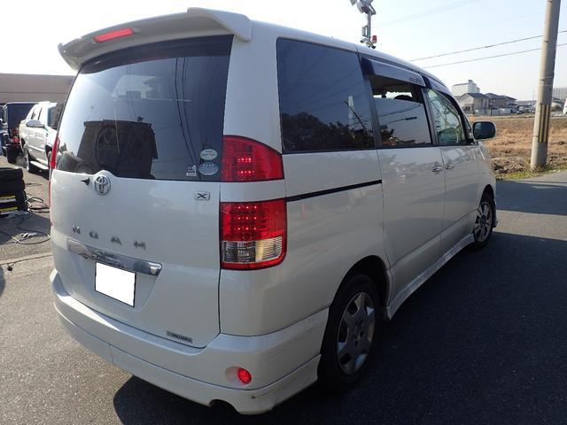 トヨタ ノア X 両側電動スライドドア バックカメラ キーレス