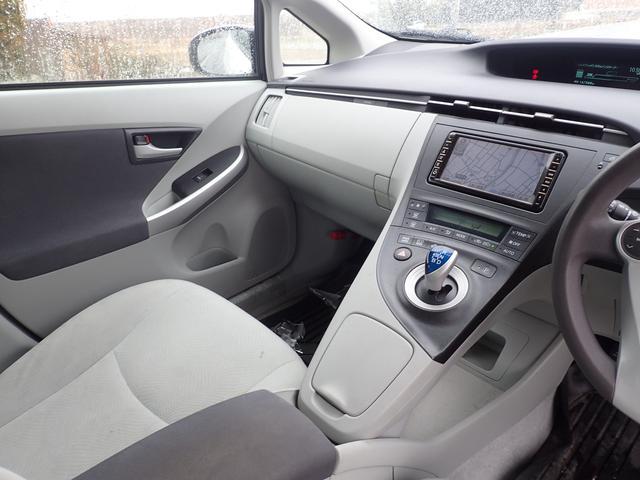 トヨタ プリウス S HDDナビ地デジ バックカメラ ETC