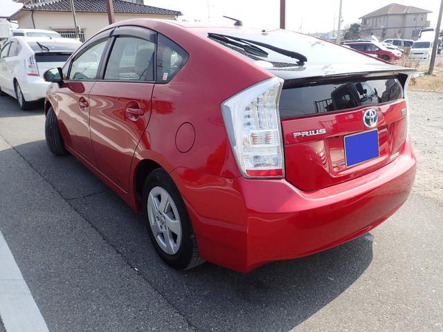 トヨタ プリウス S HDDナビ ワンオーナー ETC
