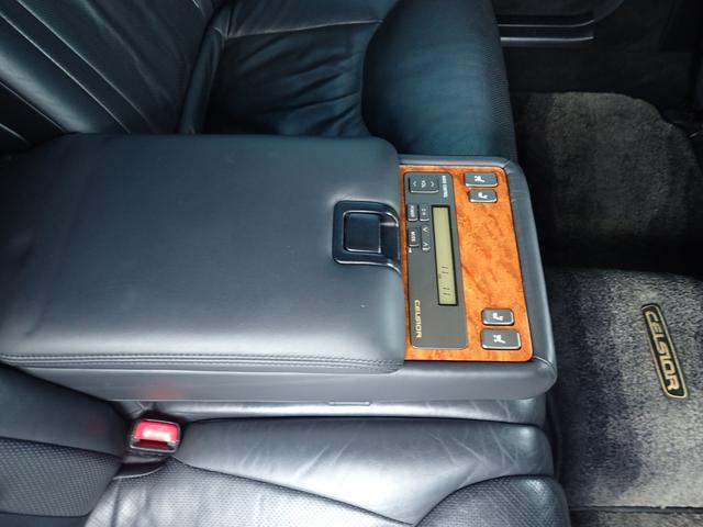 トヨタ セルシオ C仕様 インテリアセレクション 社外アルミ フルエアロ