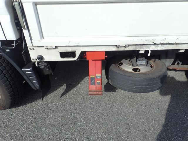 全低床DX ユニック ワンオーナー タイヤ新品交換済み(10枚目)