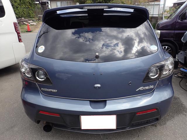 ベースグレード 車高調 ENKEIホイル マフラー(5枚目)