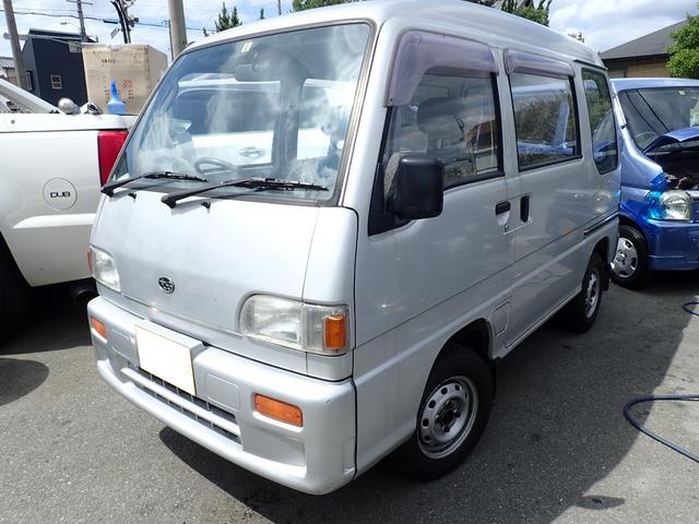「スバル」「サンバーバン」「軽自動車」「兵庫県」の中古車4