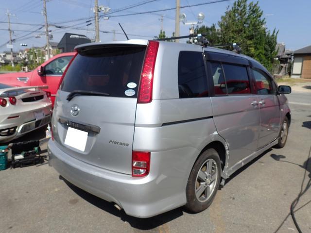 「トヨタ」「アイシス」「ミニバン・ワンボックス」「兵庫県」の中古車5