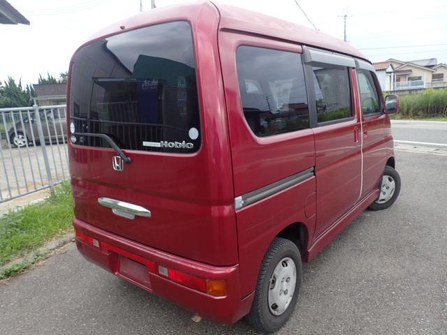 「ホンダ」「バモスホビオ」「コンパクトカー」「兵庫県」の中古車5