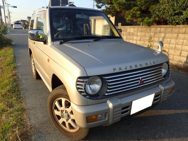 「三菱」「パジェロミニ」「コンパクトカー」「兵庫県」の中古車2