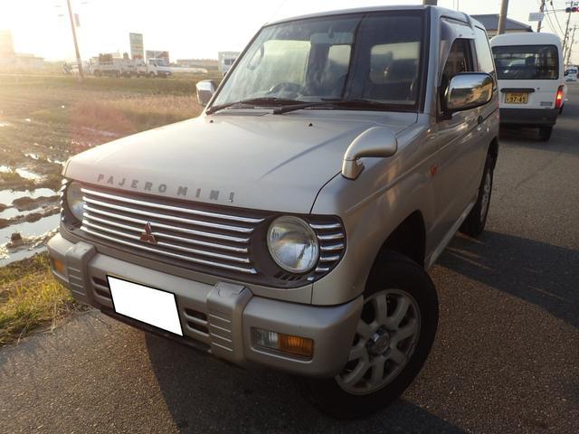 「三菱」「パジェロミニ」「コンパクトカー」「兵庫県」の中古車4