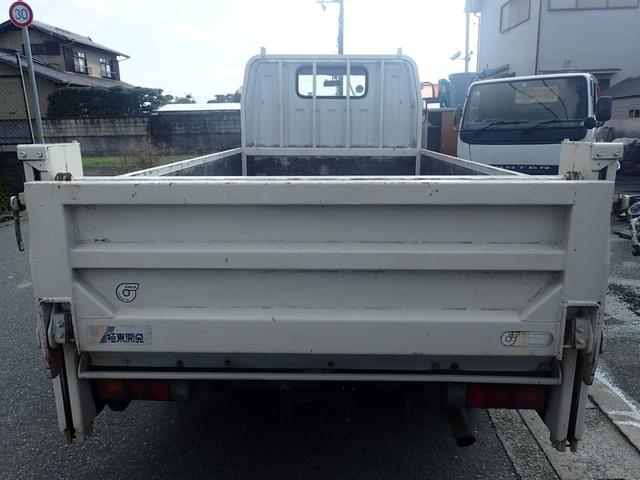 ロング全低床SA メッキバンパー ETC パワーゲートV601A-1SKT1(6枚目)