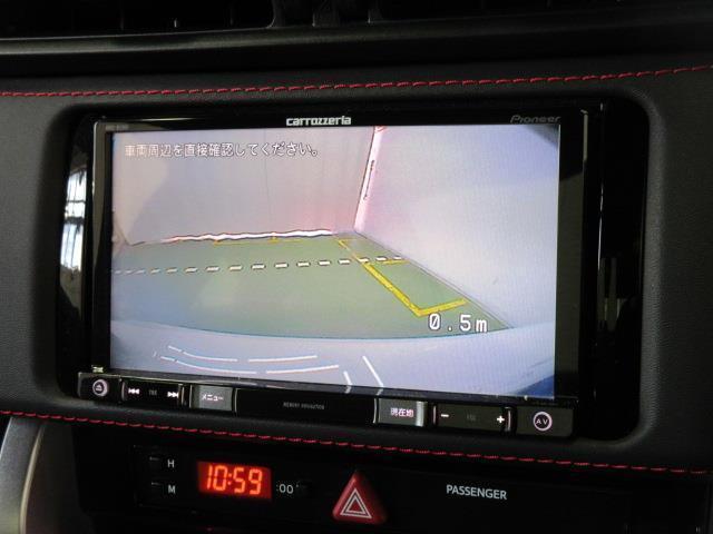 STI スポーツ フルセグ メモリーナビ DVD再生 バックカメラ ETC ドラレコ LEDヘッドランプ(11枚目)