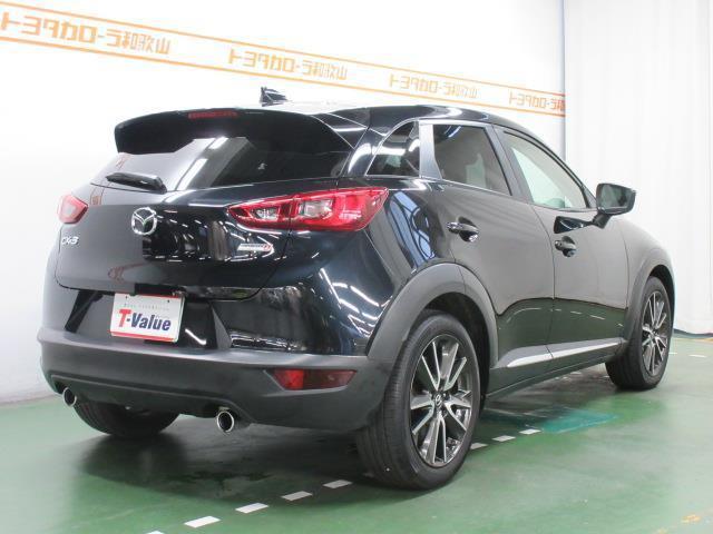 「マツダ」「CX-3」「SUV・クロカン」「和歌山県」の中古車3