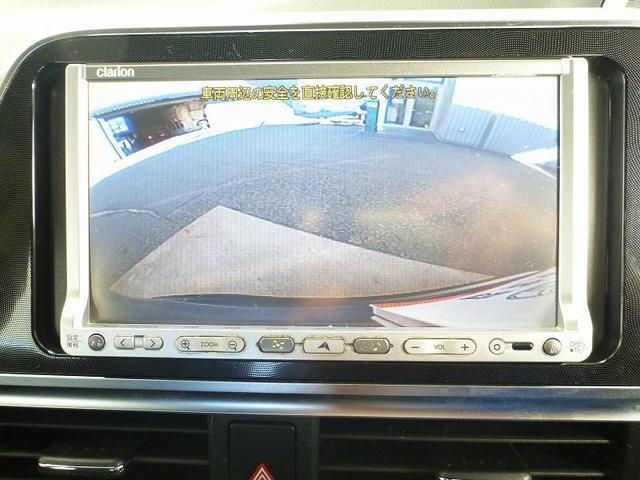 G ワンセグ メモリーナビ バックカメラ 衝突被害軽減システム ETC ドラレコ 両側電動スライド LEDヘッドランプ 乗車定員7人 3列シート ワンオーナー アイドリングストップ(11枚目)