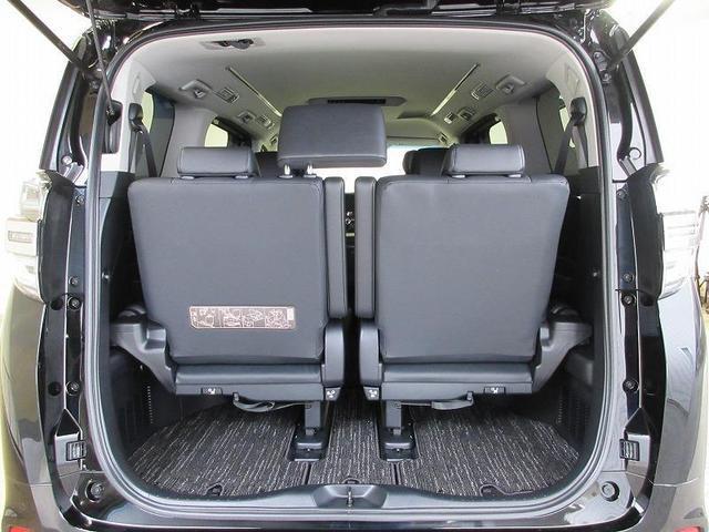 2.5Z Gエディション ディーラー保証・走行距離無制限 サポカーS クルーズコントロール 革シート ステアリングヒーター シートヒーター BT接続 ナビ フルセグ DVD再生 バックカメラ ETC 両電動ドア LED 7人乗(30枚目)