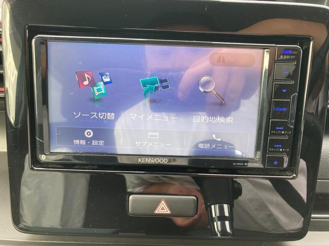 スティングレー HYBRID X 純正ナビ 車検整備 付き(8枚目)