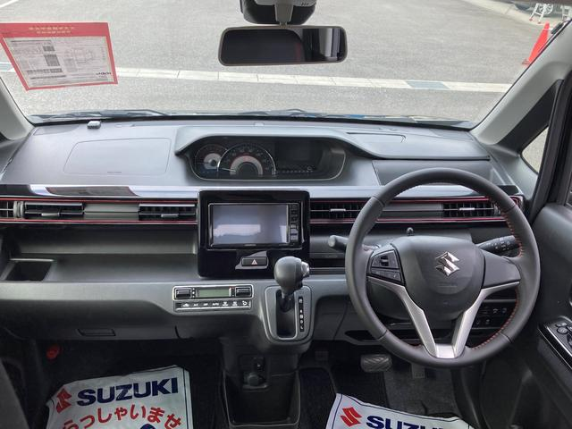 スティングレー HYBRID X 純正ナビ 車検整備 付き(16枚目)