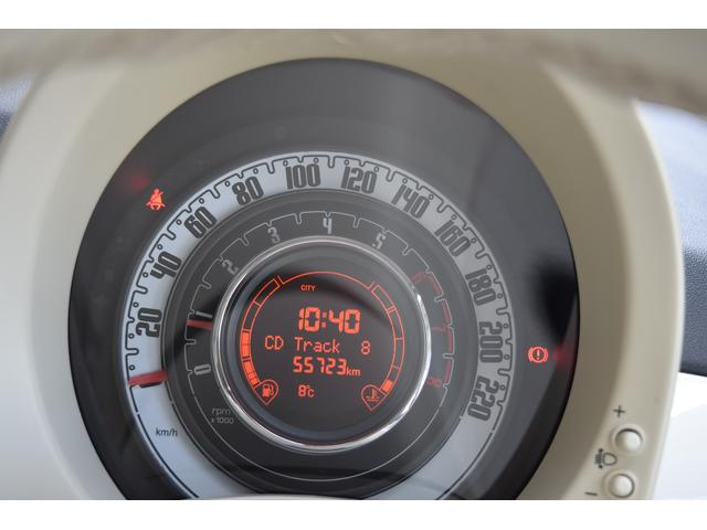 フィアット フィアット 500 1.2 8V ラウンジ ガラスルーフ
